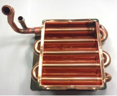 Первичный теплообменник  | HEX_TOTAL A`LY-14