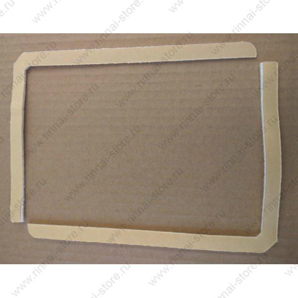 Верхняя прокладка теплообменника | HEX PACKING UPPER -16 | BB857-0963-2 | 440012917