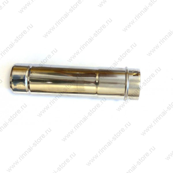 Удлинитель для дымохода раздельный 300L