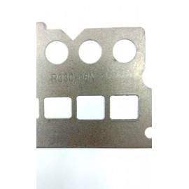Демпфер LNG  | DAMPER 16-LNG | BB856-0463-2 | 440013019