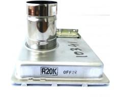 Патрубок выхлопа отработанных газов (207)  в сборе | EXHAUST DUCT ASS'Y | 440010341