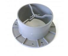 Патрубок воздухозаборной трубы диам.75 | EXHAUST PIPE | 440010276