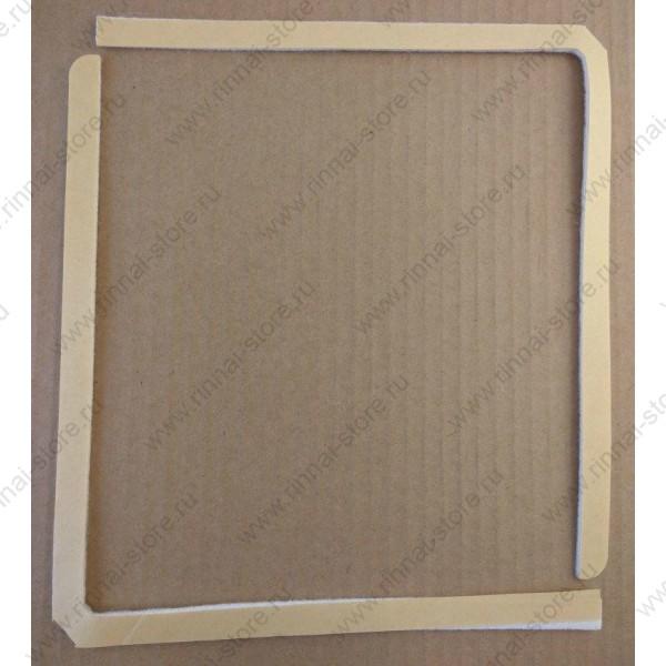 Верхняя прокладка теплообменника | HEX PACKING UPPER -20 | BA152-0963-1 | 440012225
