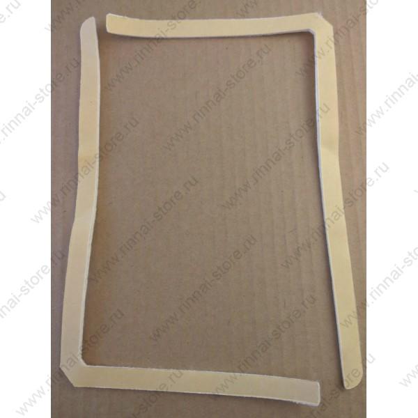 Верхняя прокладка теплообменника | HEX PACKING UPPER -20 | BB857-0963-3 | 440012918