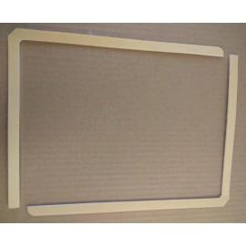 Верхняя прокладка теплообменника | HEX PACKING UPPER -36 | BA154-0963-1 | 440012226