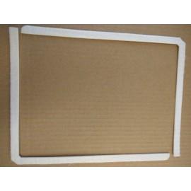 Верхняя прокладка теплообменника   HEX PACKING UPPER -36   BA154-0963-1   440012226