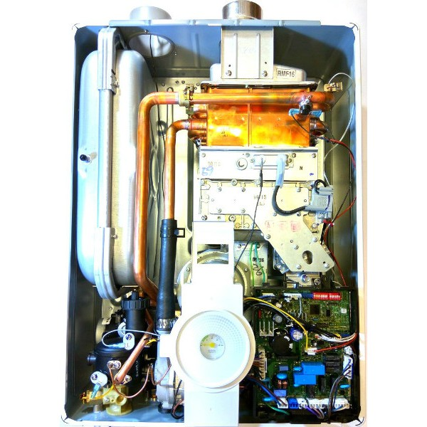 Газовый котел BR-R18 (18,6 кВт) LNG