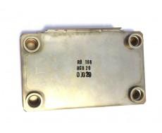 Теплообменник ГВС | SUB HEX A'LY (166)
