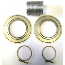 Дымоход коаксиальный I 75/1000L | STRAIGHT SPEA S-type | EMF | RMF