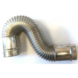 Удлиняющийся коаксиальный дымоход | SLIDE SPEA S-type | 1000 мм | EMF | RMF