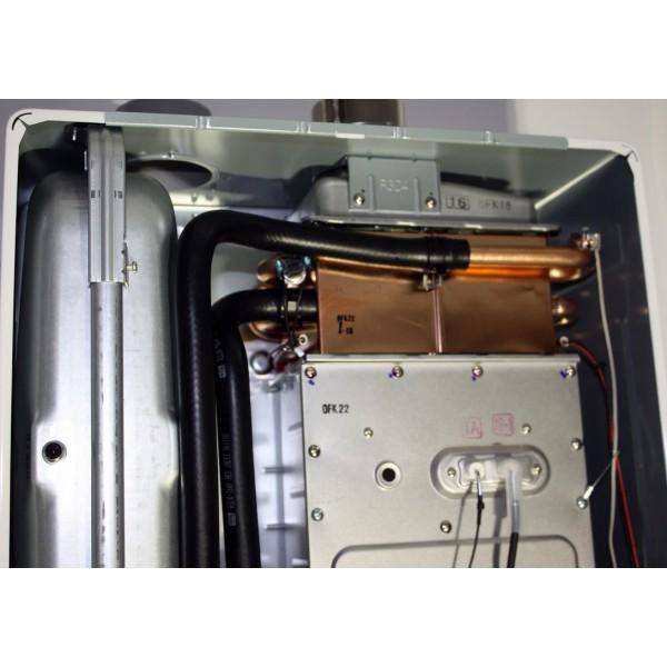 Газовый котел RINNAI RB 107 KMF | 11.6 кВт | 116 м.кв.